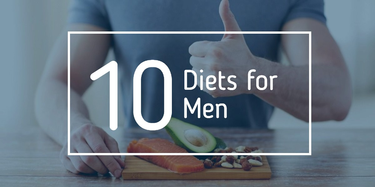 Diets For Men - Featured Image