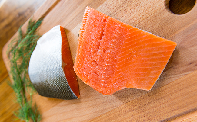 Wild-Caught Salmon - Diets For Men