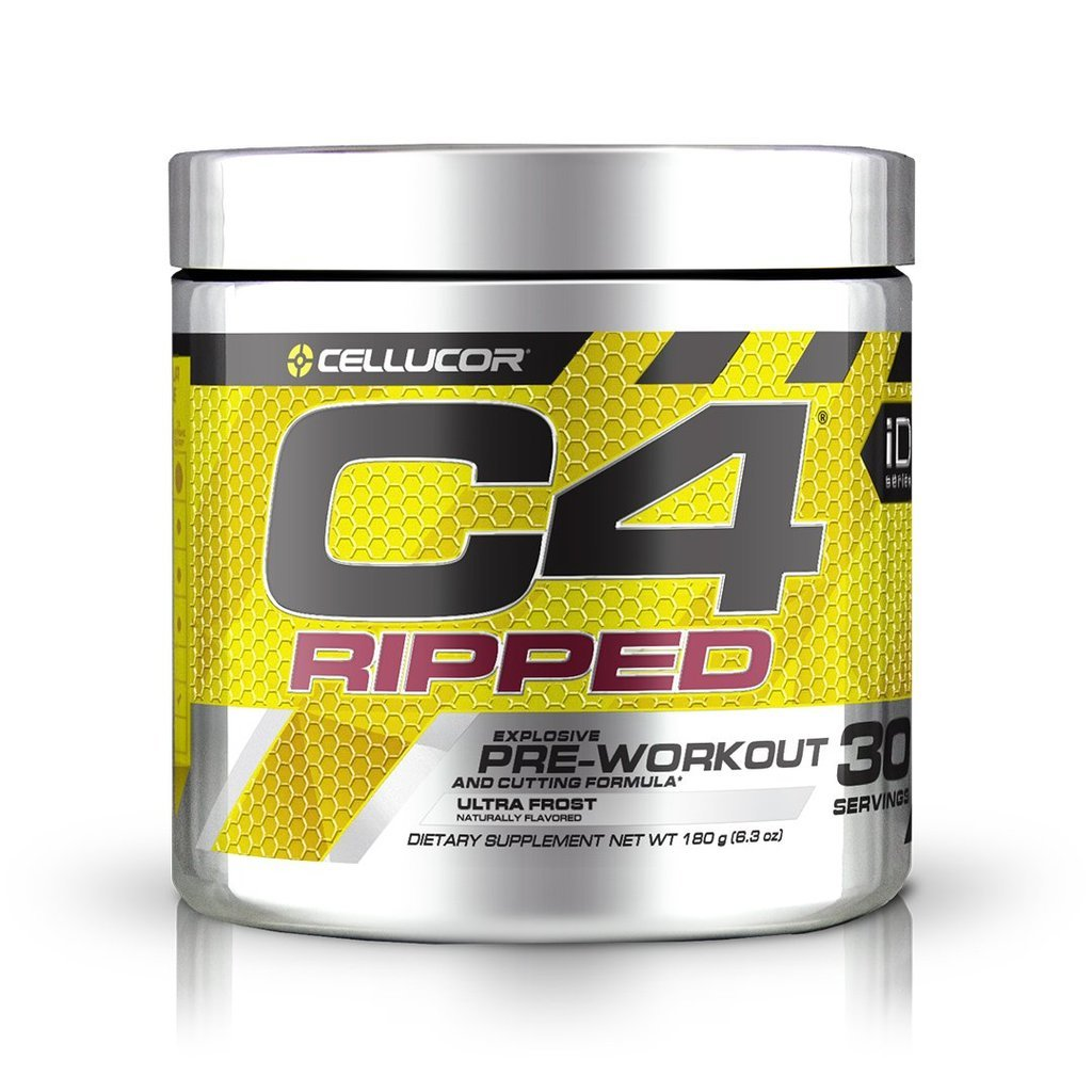 An image of C4 Ripped jar