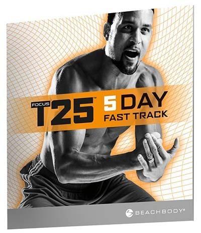 An image of Focus T25 DVD