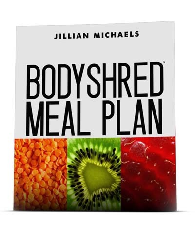 An image of Body Shred Meal Plan Guide
