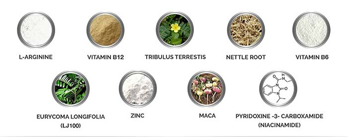 An image of TEST WORx Ingredients