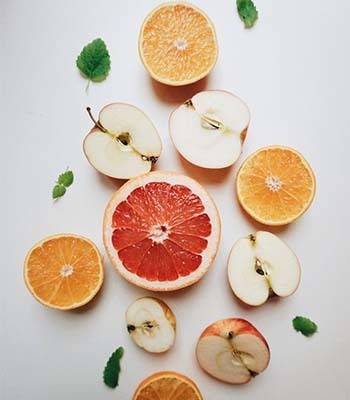 An image of best weight loss fruits