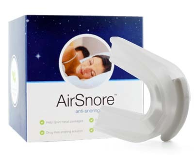 An image of AirSnore Mouthpiece Device