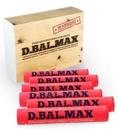 An image of D Bal Max Box