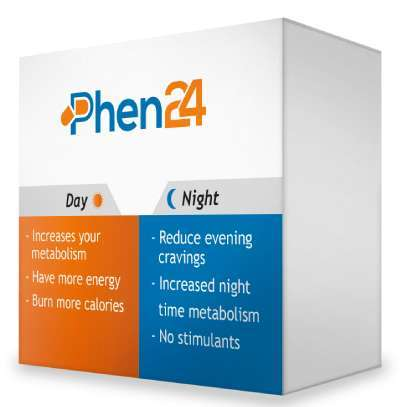 An image of Phen24 box.