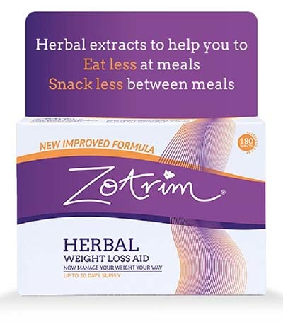 An image of Zotrim Herbal Weight Loss Aid